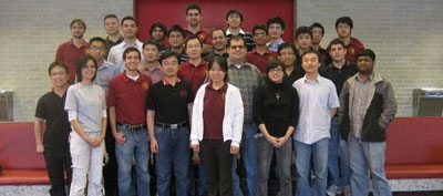 SMSL Faculty, Staff and Students